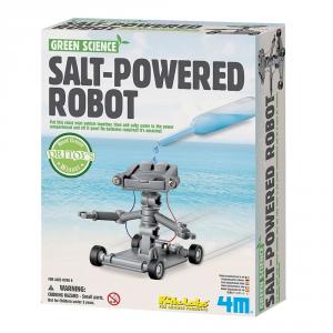 ROBOT FUNZIONALE AD ACQUA SALATA  - GREEN SCIENCE
