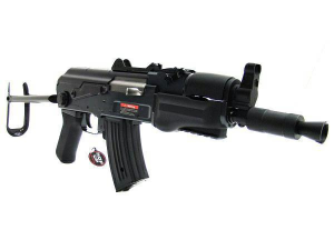 FUCILE ELETTRICO  MOD.AK47 BETASPETSNAZ FOLDING STOCK ABS