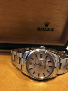 Orologio secondo polso Rolex Date