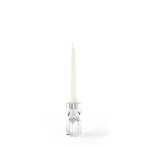 Candeliere Rettangolare in Cristallo 1 Fiamma cm.40x40x12h