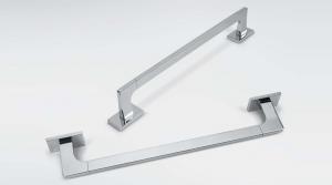 Porta salviette per il bagno cm 57 serie Look Colombo design