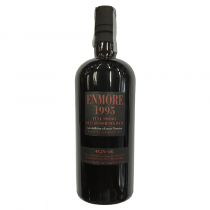 Demerara - Rum 1995 Enmore Full Proof