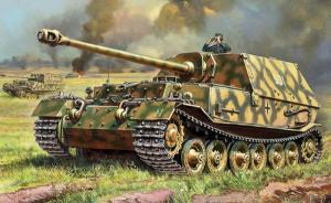 'Ferdinand' Sd.Kfz.184 German Tank Destroyer