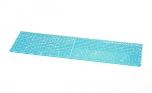 Cutting Mat (A3 Half-Size/Blue)