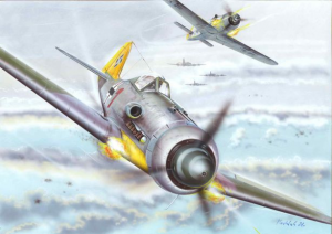 FW-190D-9 Early