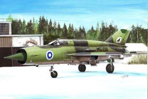 MiG-21 BIS 'Fishbed' Part II