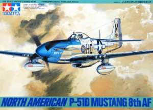 North American P-51D Mustang 8th Air Force