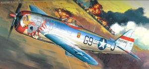 P-47D THUNDERBOLT [BUBBLE-TOP]