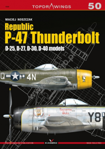 P-47 Thunderbolt (D-25, D-27, D-30, D-40)