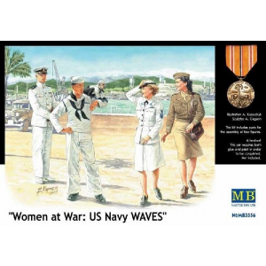 WOMEN AT WAR: US NAVY WAV