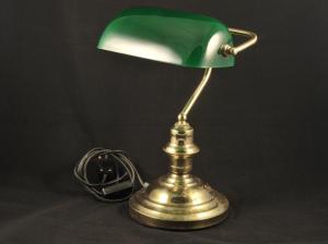 Lampada vintage da scrivania due