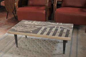 Tavolino da fumo UKUSA