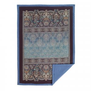 Bassetti Granfoulard Plaid GRAN PARADISO v3 135x190 blu