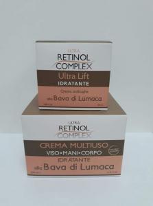 Crema Antirughe Bava di Lumaca Retinol Complex
