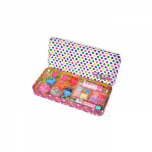 Markwins Pop Girls Cutie Colours Make Up In Tin Set 11 Parti 2018