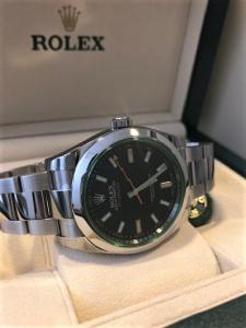 Orologio nuovo Rolex milgauss