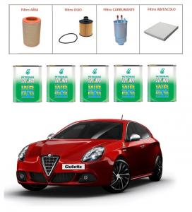 Kit tagliando per Alfa Romeo Giulietta EURO 5A