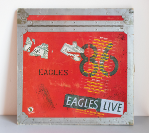Doppio LP Eagles