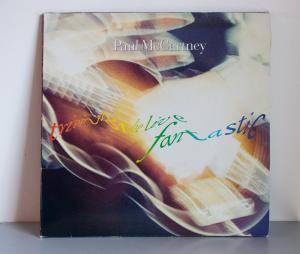 Triplo LP Paul Mc Cartney