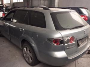 Ricambi usati Mazda 6 dal 2005 al 2007