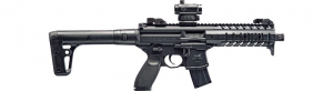 SIG SAUER CAC MPX 4.5 BLK CO2 RED DOT =CN 727