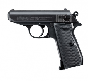 UMAREX WALTHER PPK/S CO2 CAL.4.5BB NEW=CN 86