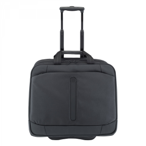Delsey - Bellecour - Trolley pilota porta pc 3 scomparti nero cod. 3355450