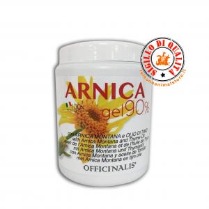 Officinalis ARNICA 90% GEL CAVALLI 1LT ANTINFIAMMATORIO,DISTORSIONI,TRAUMI