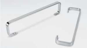Porta salviette per il bagno cm 30 serie Time Colombo design