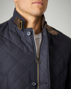 Giacca Quilted Lutz blu