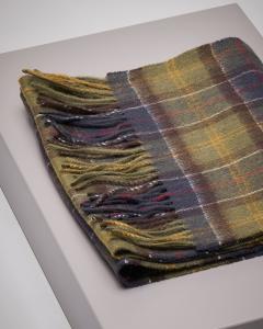 Sciarpa e guanti in lana