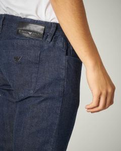 Jeans J02 lavaggio scuro