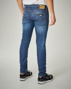 Jeans J06 lavaggio chiaro sbiancato