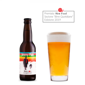 Birra Jimmy Pale - 33/75cl