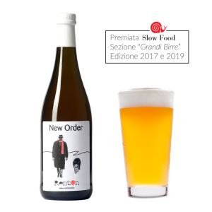 Birra New Order - Premio Slow Food - 33cl/75cl