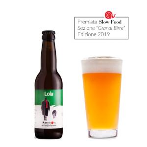 Birra Lola - 33/75cl - Premiata Slow Food