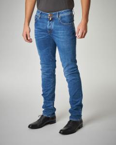 Jeans lavaggio chiaro