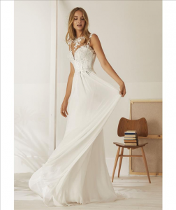 Abito sposa mod. OSAKA linea WHITE ONE -PRONOVIAS