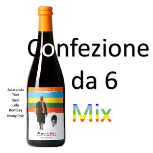 Birra Confezione Mix - 6x75cl