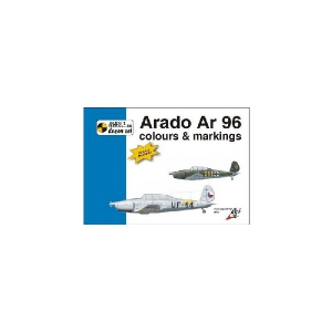 Arado AR 96 COLOURS & + DECALS 1/72