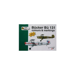 Bu 131 COLOURS & +  DECALS 1/48