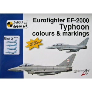EF-2000 TYPHOON C&M 'WHAT IF' (1/72 DECALS)