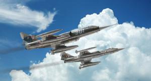 F-104 STARFIGHTER G/S