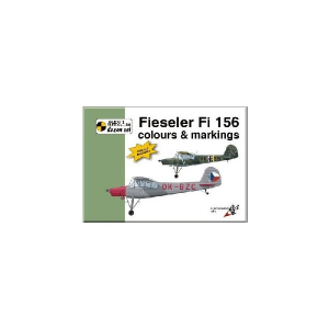 FI 156 COLOURS & + DECALS 1/48