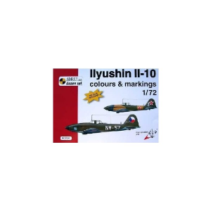 IL-10 COLOURS & + DECALS 1/72