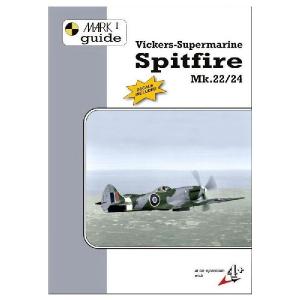 SPITFIRE MK.22/24 C & M + 1/48 DECALS