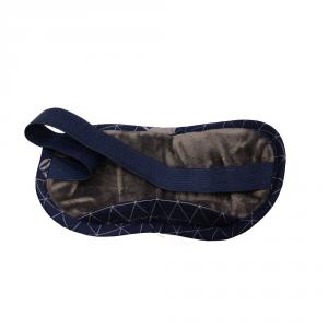 Delsey - Accessorio da viaggio composto da maschera, 2 sacchetti e tappa orecchie blu cod. 3940910
