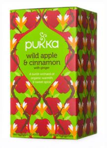 Pukka - tisana alla mela selvatica