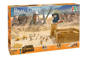 Algerian Tuareg Revolt - BATTLE SET