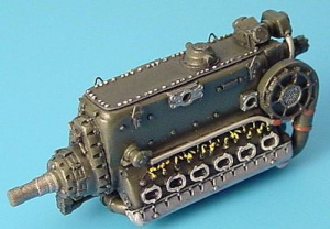 DB 601 ENGINE SET